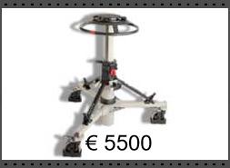 used Vinten Osprey Plus studio pedestal for sale